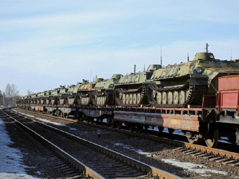 РФ поставляет на Донбасс неисправную бронетехнику.