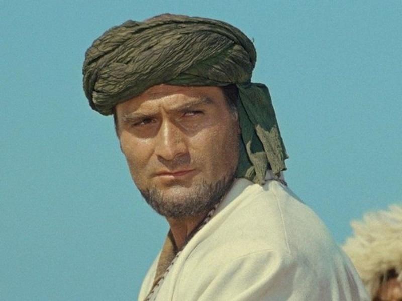 Умер Каха Кавсадзе, исполнивший роль Абдулы в фильме «Белое солнце пустыни».