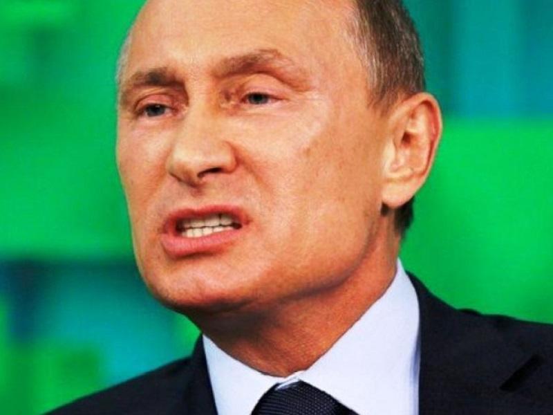 Путин в своем послании так и не вспомнил о Донбассе.