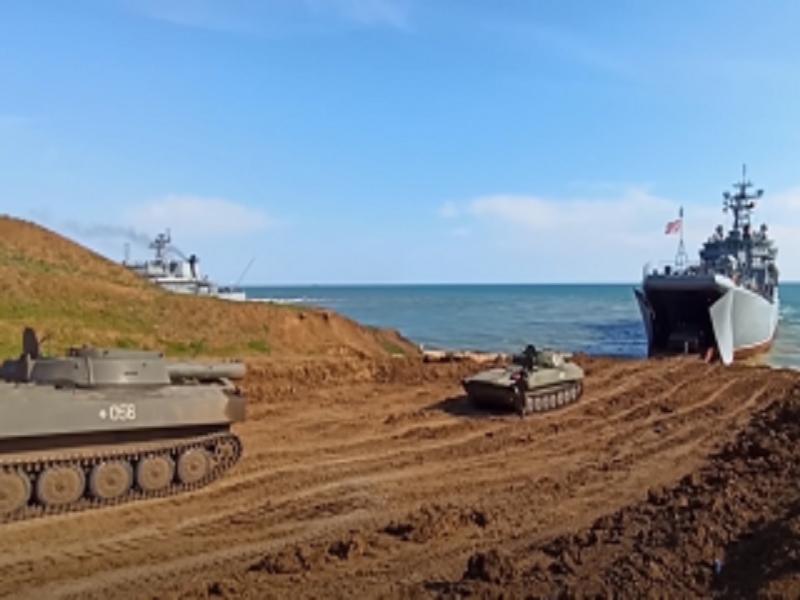 Вывод российских войск из Крыма.