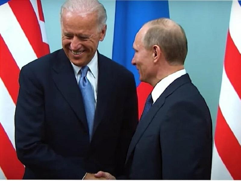 Президенты США и России провели телефонный разговор.