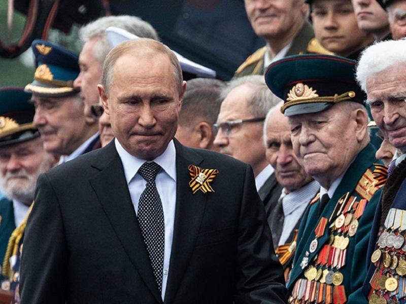 День Победы 9 мая в 2021 году пройдет без иностранных гостей.