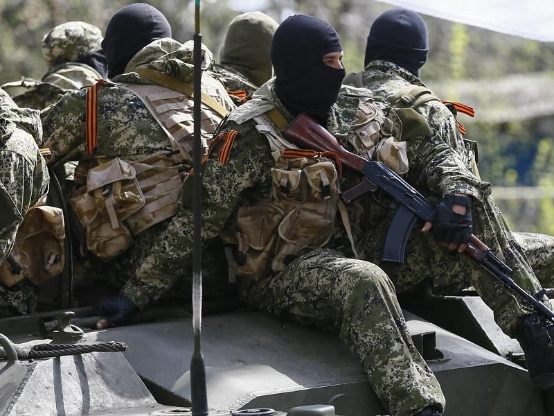 Россия прислала новых «ихтамнетов» на Донбасс.