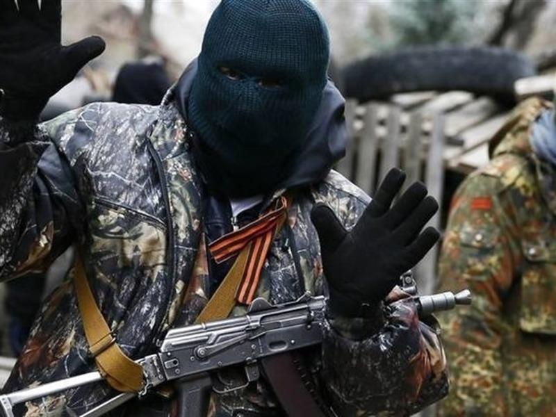 Боевик Донбасса
