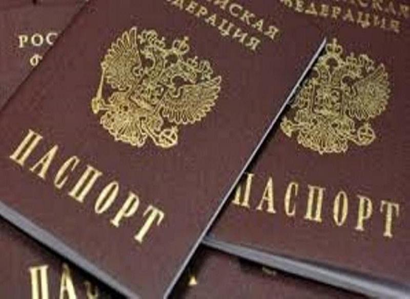В ОРДО многодетным семьям выдают паспорта РФ в виде социальной помощи.