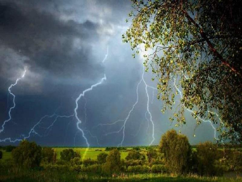Прогноз погоды на 13 мая 2021.