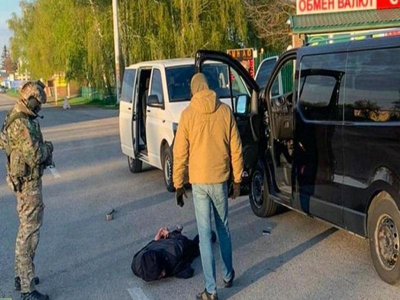 СБУ заблокирован нелегальный канал перевозок из ОРДЛО.