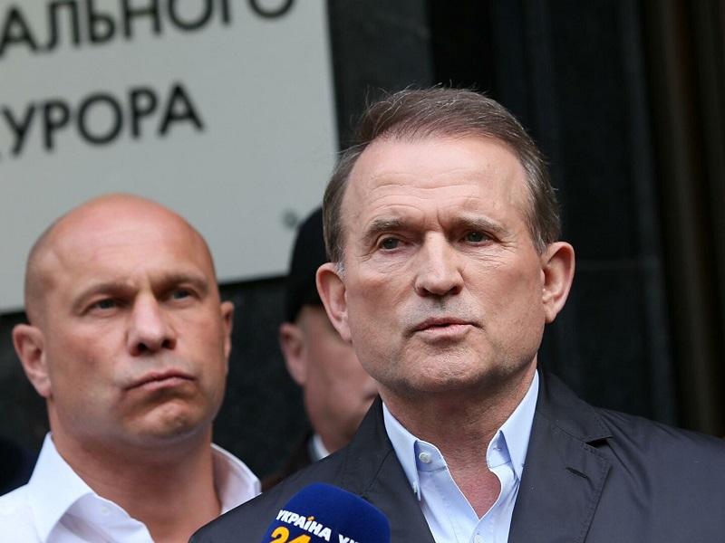Суд над Виктором Медведчуком.