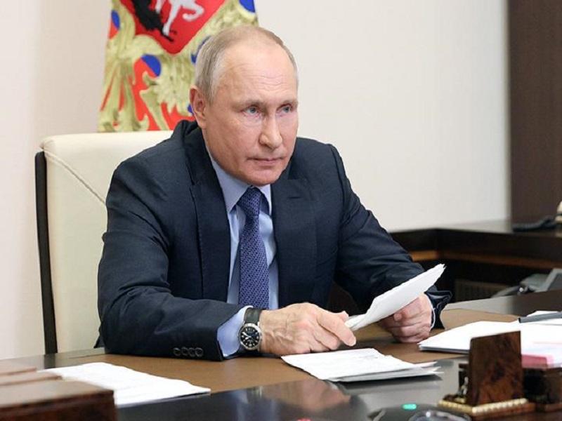 Путин сделал угрожающее заявление.