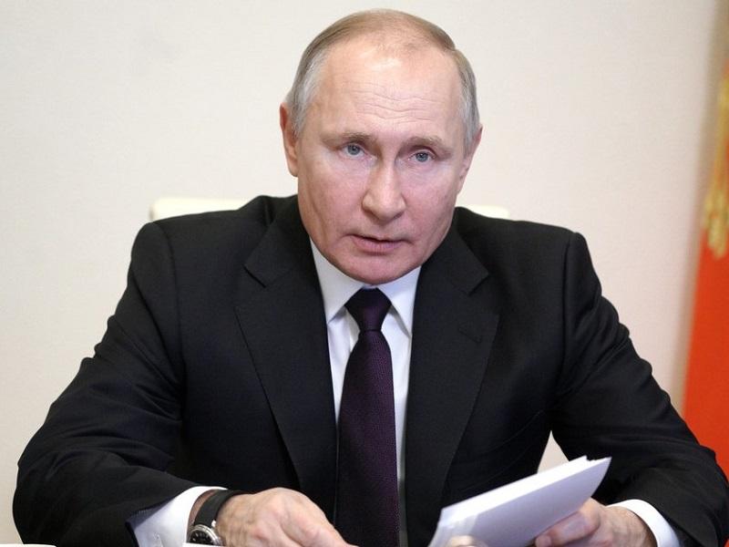 Путин намерен присоединить к России новые регионы.