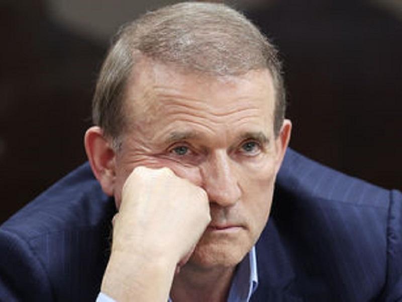 В Госдуме недовольны реакцией Европы на ситуацию с Медведчуком.