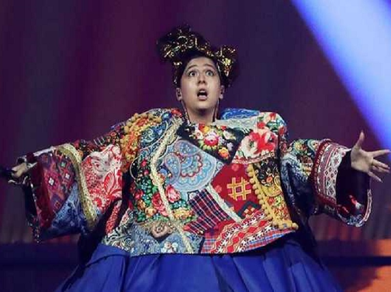 Россия на Евровидении заняла лишь 9 место.