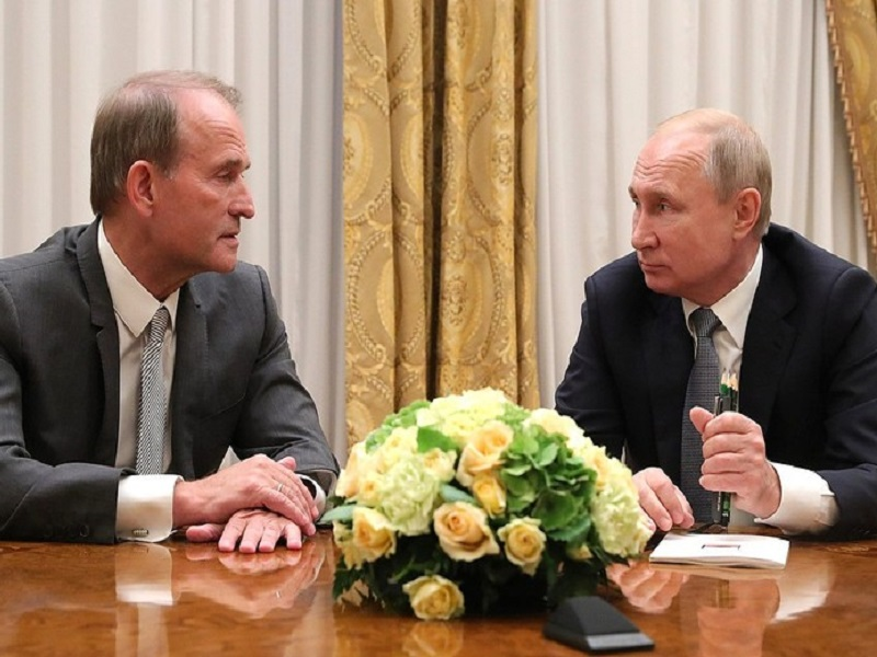 Зеленский дал оценку делу Медведчука.