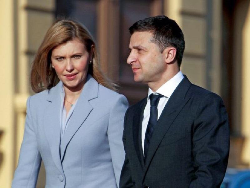 Первая леди Украины об изменениях, произошедших с ее мужем за время президентства.