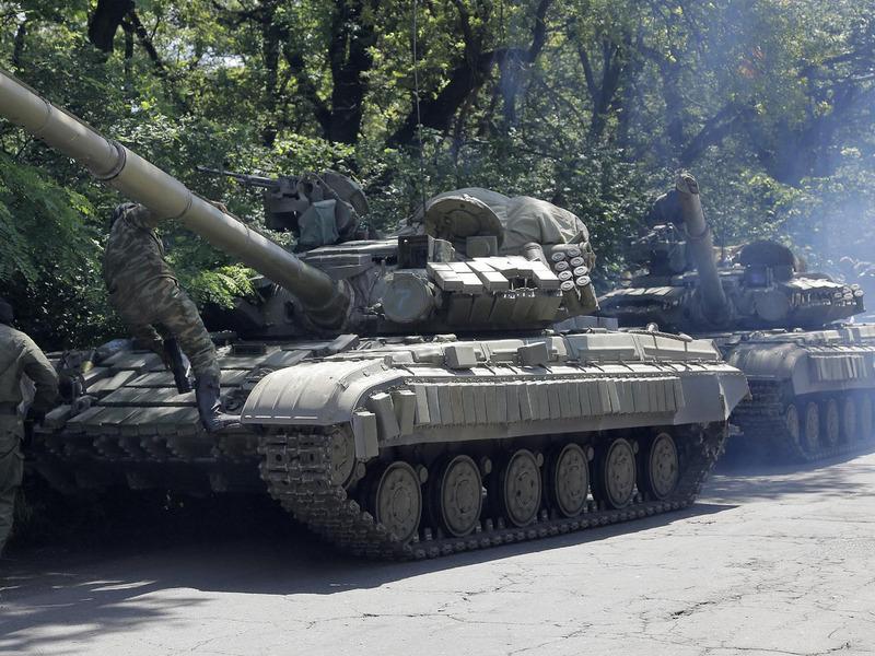 Российская боевая техника