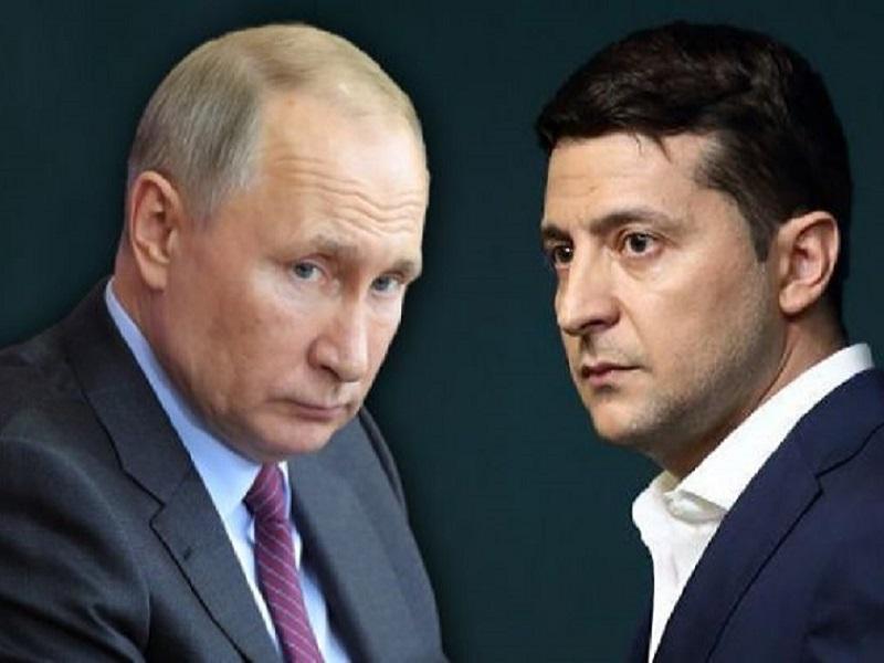 В Кремле рассказали о возможной встрече Путина с Зеленским.