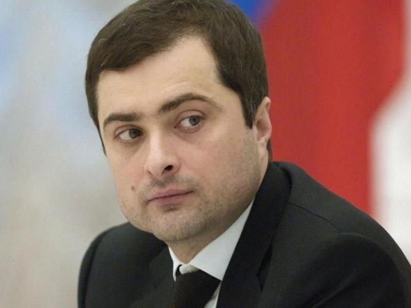 Сурков опять выходит «на арену» политических событий.