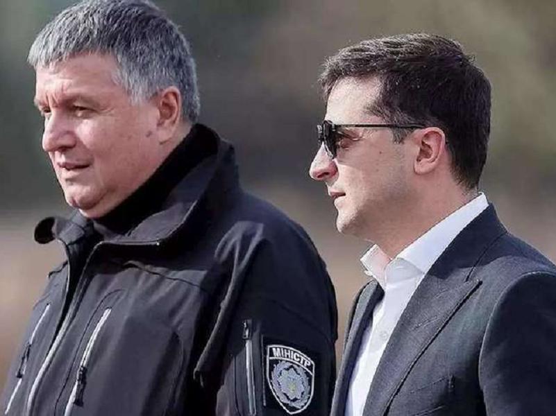 Увольнение Арсена Авакова.