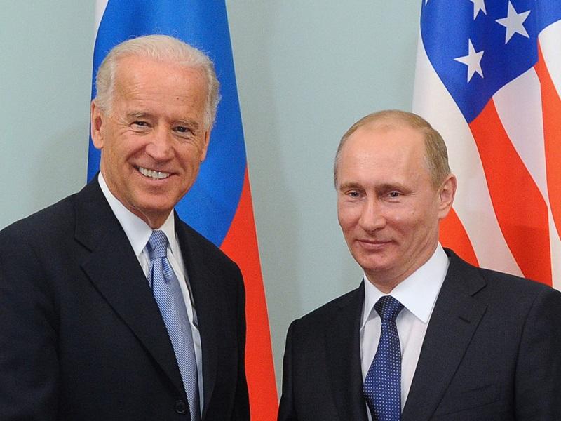 У России нет завышенных ожиданий и иллюзий от встречи Байдена и Путина. Фото: rbc.ua.