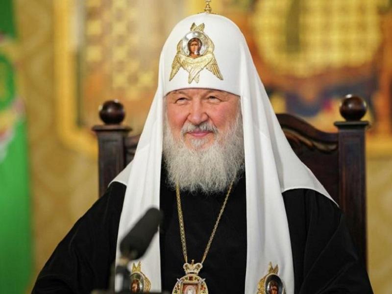 Патриарх РПЦ Кирилл открыто благословляет российских военных на смерть.