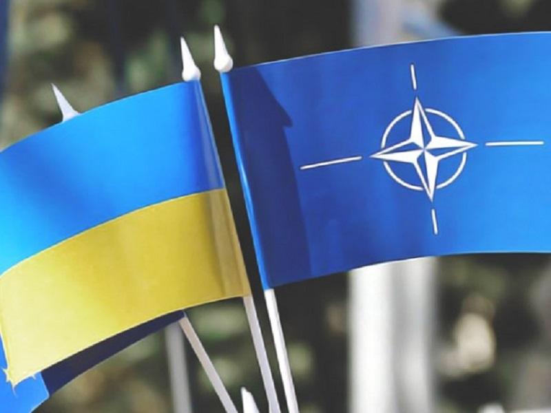 Украине быть в НАТО.