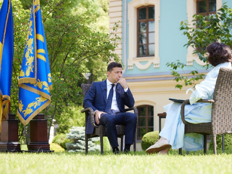 Конкуренты Зеленского на выборах президента.