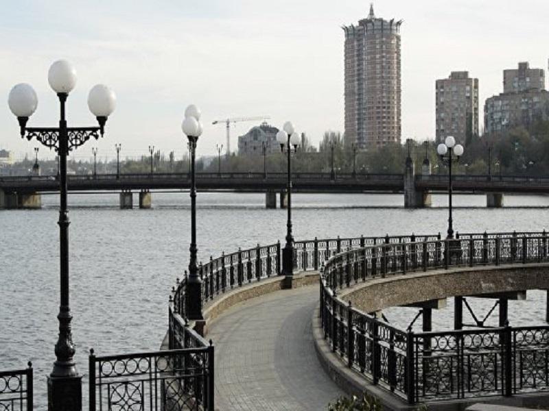 В Донецке приостановили действие комендантского часа.