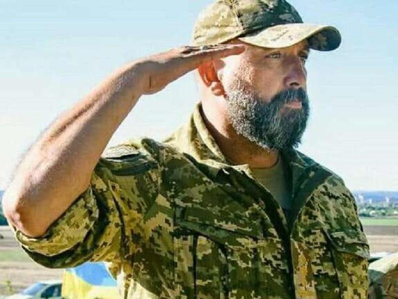 Генерала Сергея Кривоноса без рапорта уволили из рядов ВСУ.