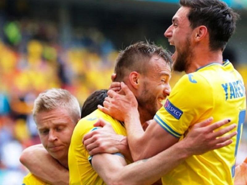 Фортуна помогла Украине пройти в плей-офф Евро-2020.