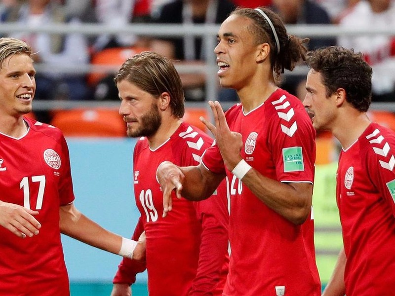 сборная Дании