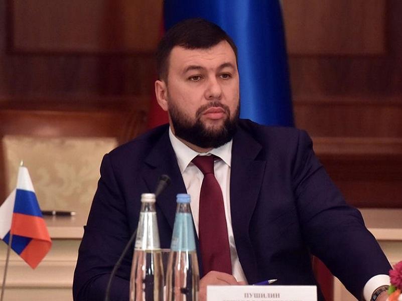Пушилин надеется на продолжение темы «Новороссии».