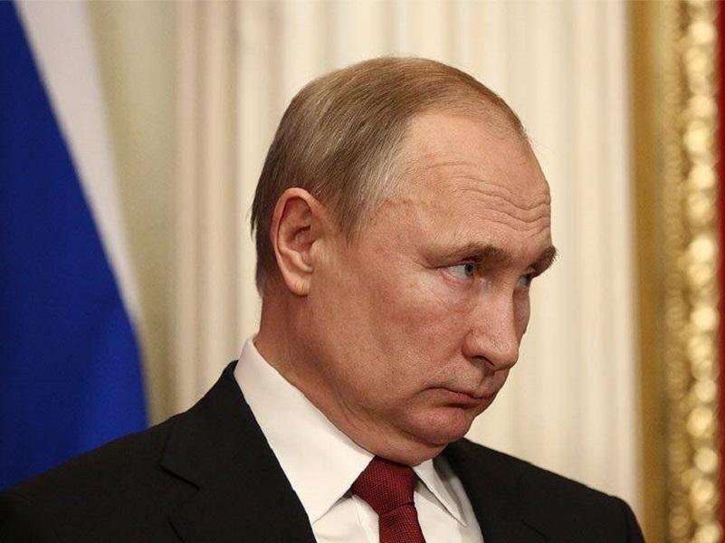 Владимир Путин написал статью об Украине.