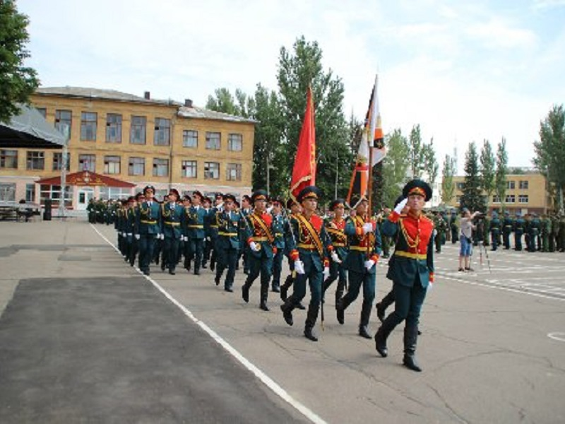 В ОРДО в этом году не будет приема в военное училище.
