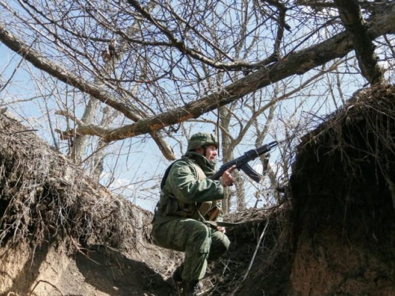 Война на на Донбассе