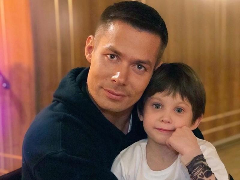 Стас Пьеха с сыном Петром