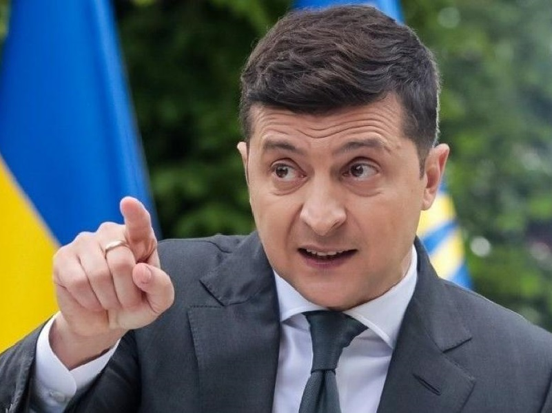 Завершение войны на Донбассе.