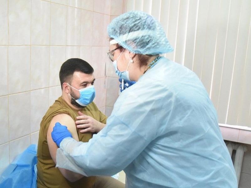В ОРДЛО провален план по вакцинации, из-за отсутствия вакцин.