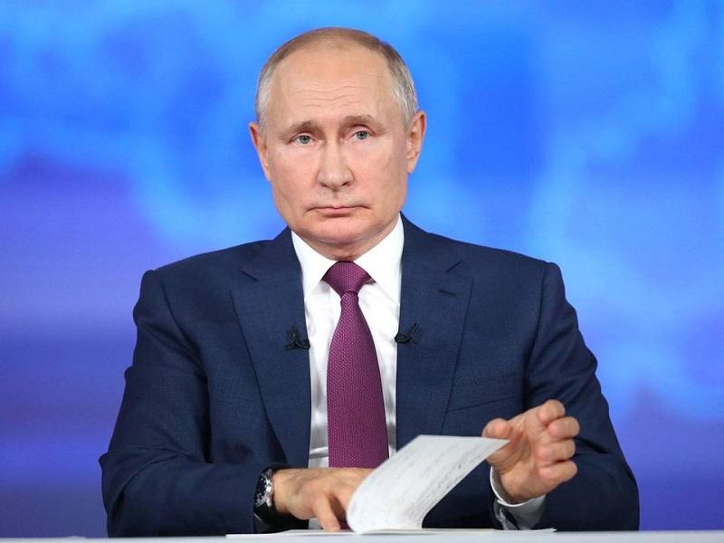 В России опять на слуху тема состояния здоровья Путина.