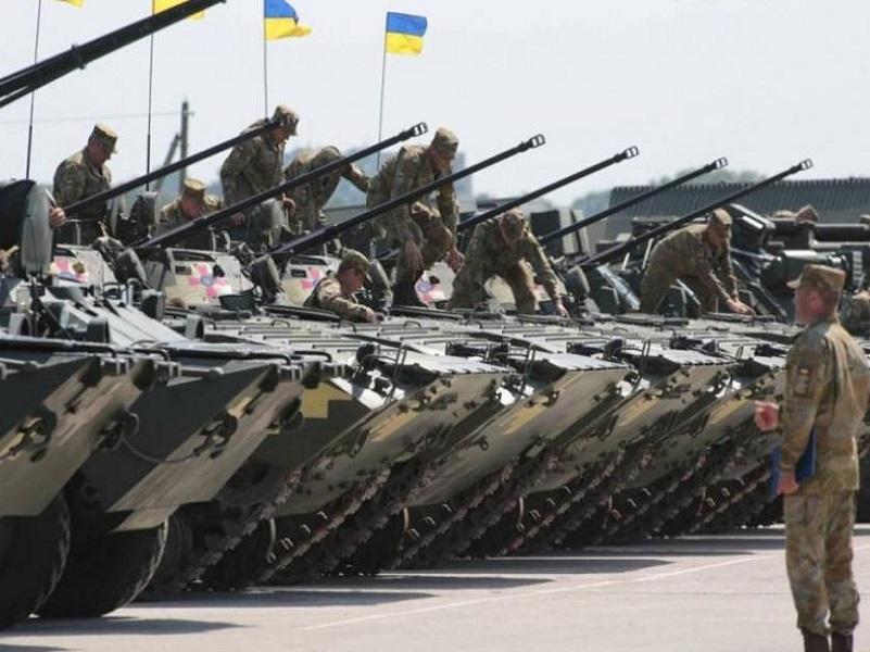 В России опять заговорили о наступлении ВСУ на Донбассе.