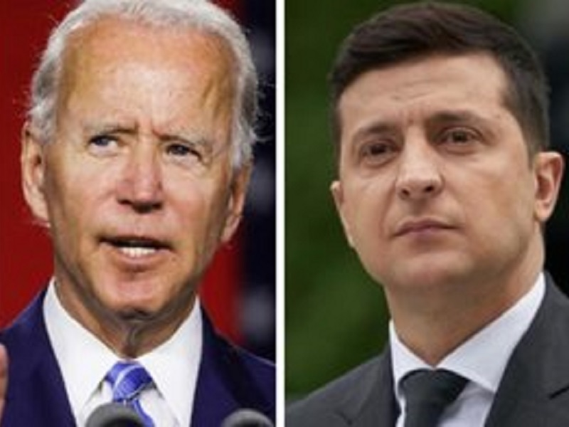 Назначена дата встречи президентов Украины и США.