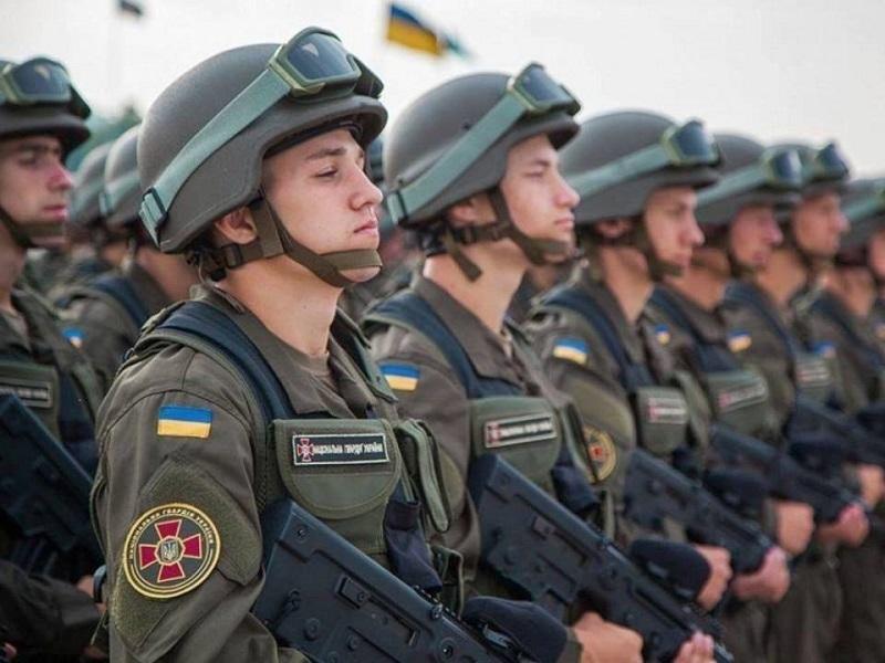 Отмена призыва на военную службу в Украине.