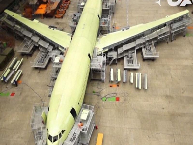 Самолет «судного дня» для Путина создают в России.