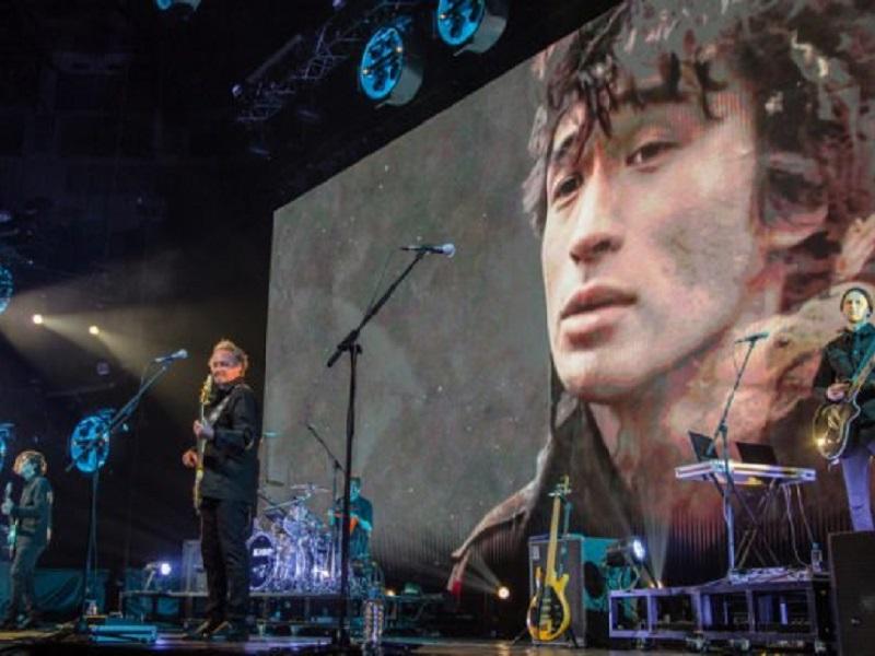 Осенью в Киеве состоится большой концерт-шоу группы «Кино».