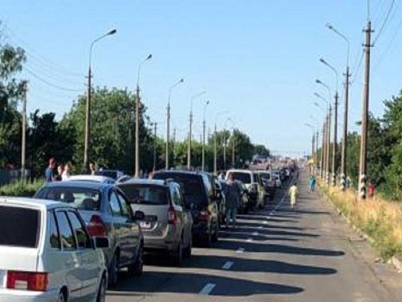 В ОРДО назревают массовые протесты.