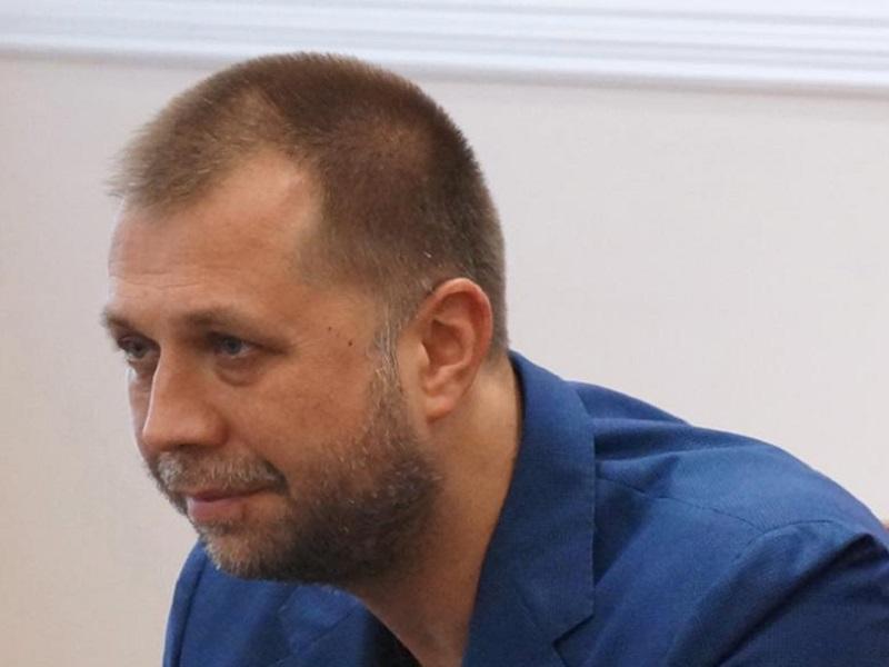 Бородай рассказал о минировании Донецка.