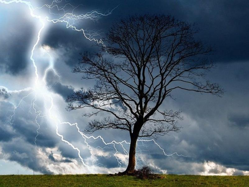 Украину будет штормить и заливать дождем.