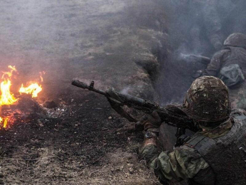 Бой ВСУ против «ДНР»