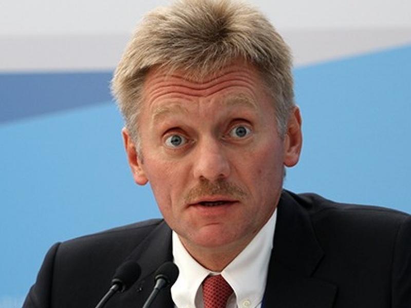 Пресс-секретарь Кремля Песков
