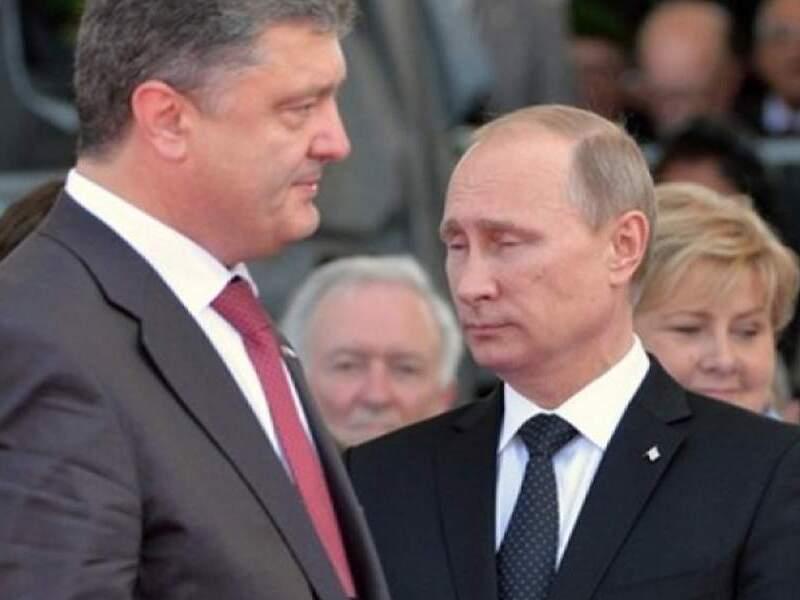 Порошенко прокомментировал статью Путина
