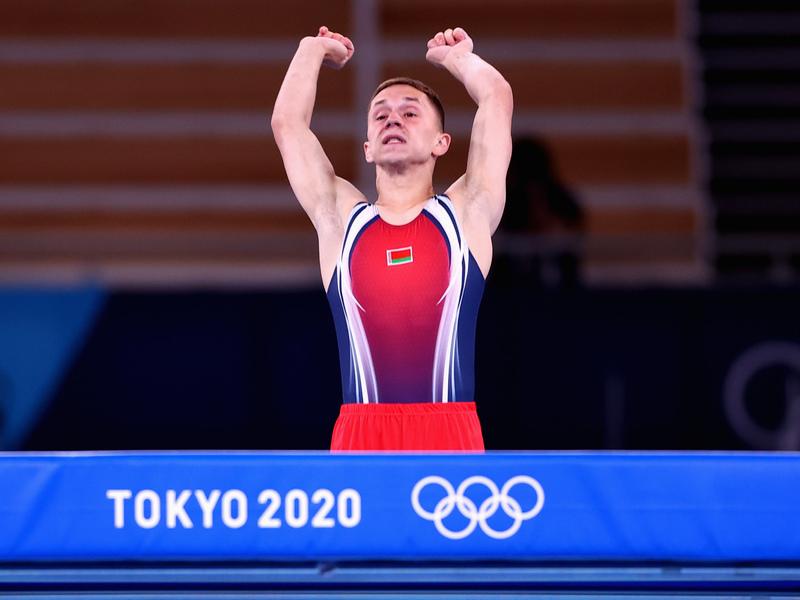 Первая золотая медаль Беларуси на ОИ